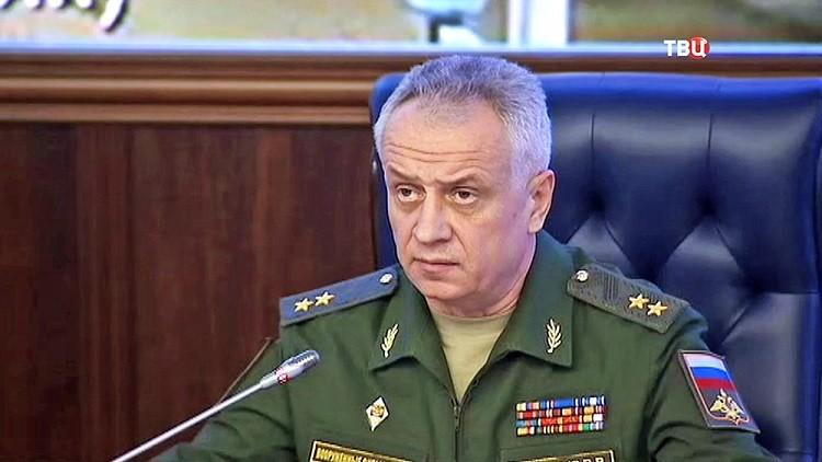 الأركان العامة الروسية تكشف قدرات منظومة الدرع الصاروخية الأمريكية