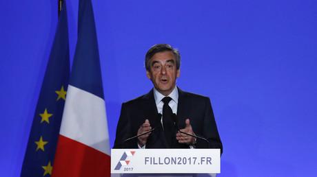 فرانسوا فيون، مرشح يمين الوسط للرئاسة الفرنسية