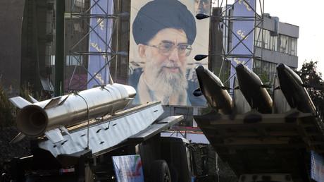 الصواريخ الإيرانية بعيدة المدى - أرشيف