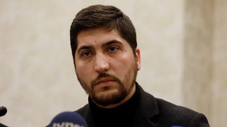 المتحدث باسم المعارضة السورية المسلحة أسامة أبو زيد