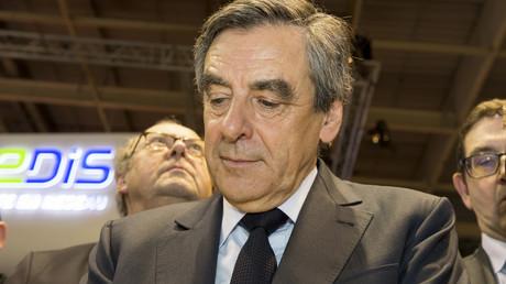 المرشح الرئاسي فرانسوا فيون
