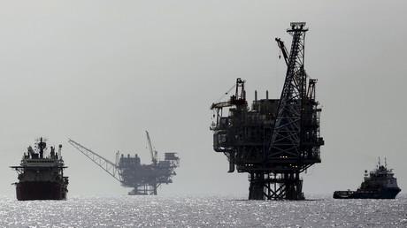 حقول الغاز البحرية الإسرائيلية