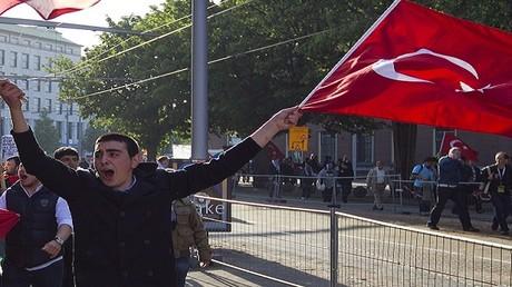 الجالية التركية في هولندا