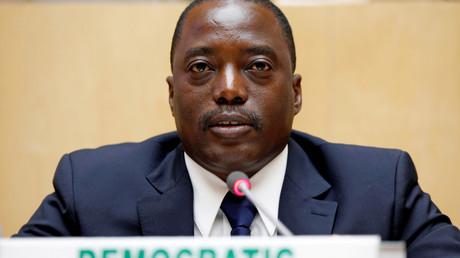 جوزيف كابيلا رئيس جمهورية الكونغو الديمقراطية