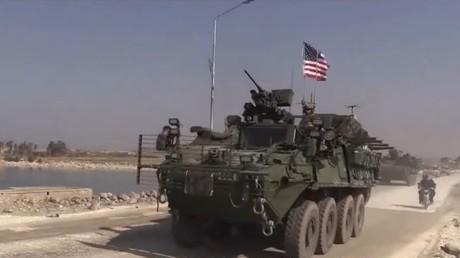قوات أمريكية تنتشر شمال منبج