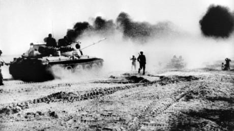 الحرب العراقية الإيرانية - 1980