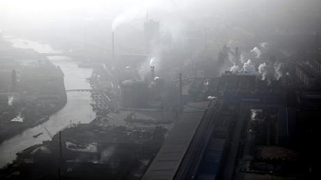 التلوث والتغير المناخي يقتل1.7 مليون طفل دون سن الخامسة سنويا