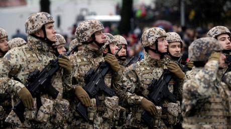 جيش جمهورية لاتفيا