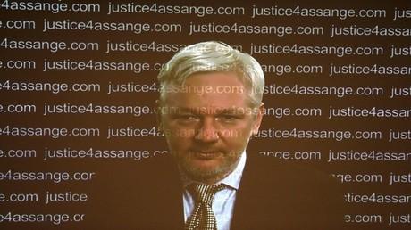 """جوليان اسانج مؤسس """"ويكيليكس"""""""