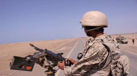 جندي يمني (صورة من الأرشيف)