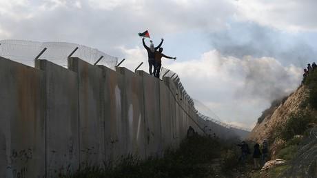 الجدار العازل الإسرائيلي