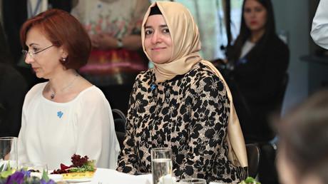 وزيرة الأسرة التركية، فاطمة بتول صيان قايا