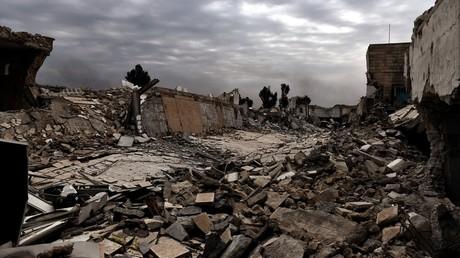 الموصل- صورة أرشيفية