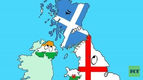 اسكتلندا تطمح للاستقلال عن بريطانيا عبر استفتاء جديد