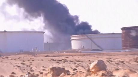 الجيش الليبي يستعيد السيطرة على الهلال النفطي