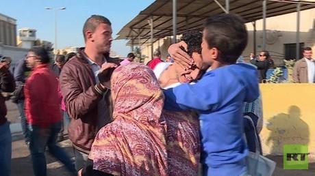 مصر.. 203 سجناء خارج القضبان بعفو رئاسي