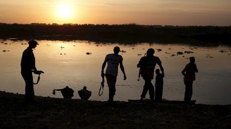 متمردون في جنوب السودان (صورة من الأرشيف)