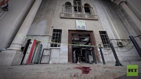 دمشق... قتلى وجرحى بتفجيرين انتحاريين