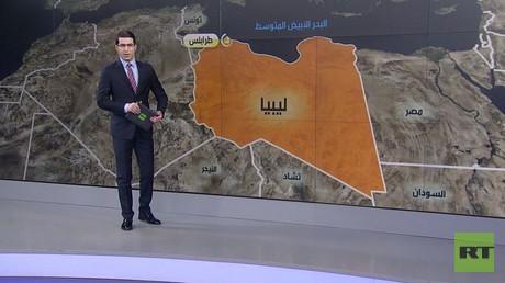ليبيا.. مواجهات عنيفة في طرابلس