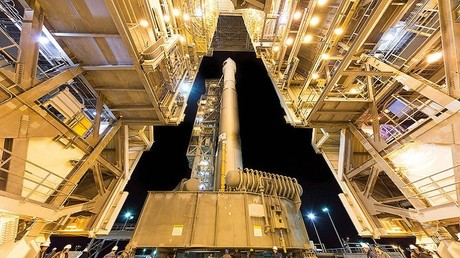 صاروخ أطلس في