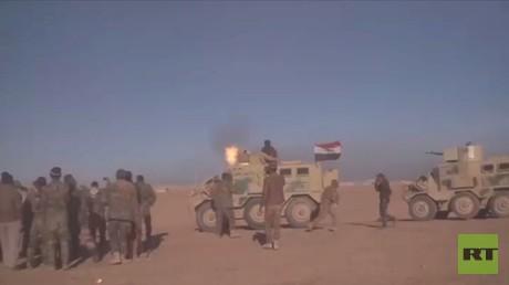 تباطؤ في مسار العمليات غرب الموصل