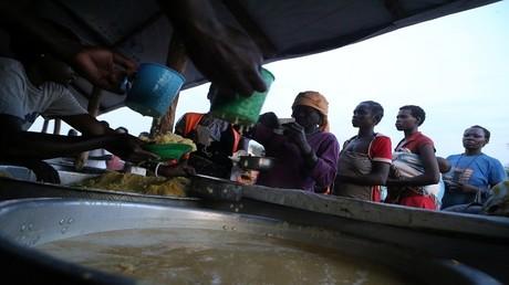 صورة أرشيفية- جنوب السودان