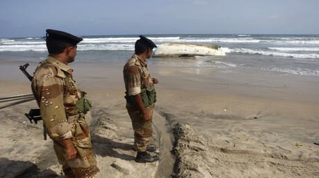 خفر السواحل اليمني (صورة من الأرشيف)