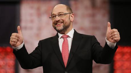مارتن شولتز الرئيس الجديد للحزب الاشتراكي الديمقراطي الألماني