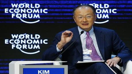 مدير البنك الدولي