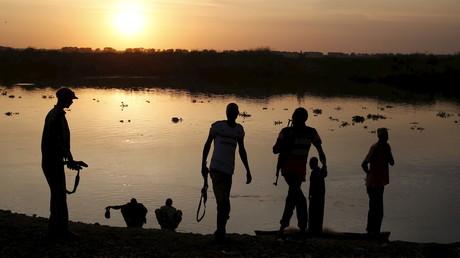 مسلحون من جنوب السودان ضد الحكومة - أرشيف