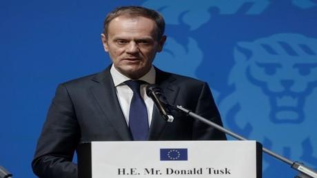 دونالد توسك، رئيس المجلس الأوروبي