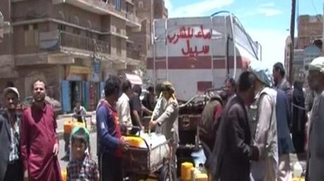 الحرب اليمنية توشك على دخول عامها الثالث