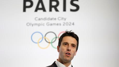 توني إستانجيه رئيس ملف باريس