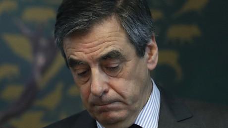 المرشح لانتخابات الرئاسة الفرنسية فرانسوا فيون