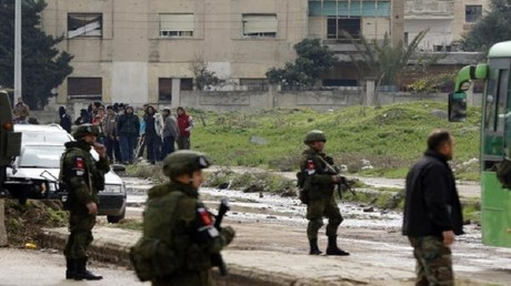 وصول وحدات عسكرية روسية إلى عفرين
