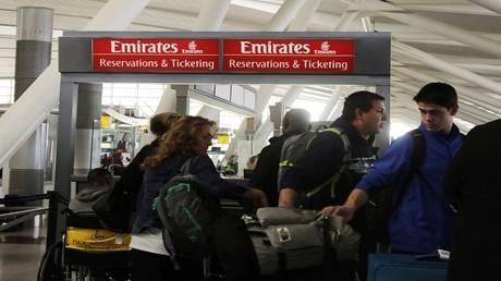 السبب الخفي وراء فرض الحظر الأمريكي على شركات الطيران