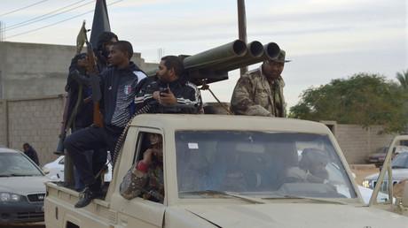 سبها - ليبيا - أرشيف