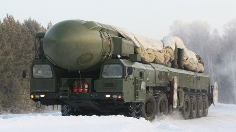 """منظومة """"توبل"""" للصواريخ العابرة للقارات"""
