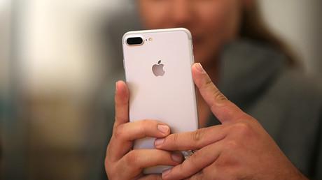 """هاتف من طراز """"iPhone"""""""