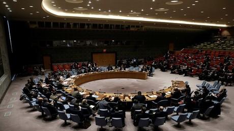مقر الأمم المتحدة، نيويورك، الولايات المتحدة، 24 مارس 2017