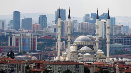 صورة لمشهد أنقرة