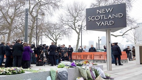 مؤتمر صحفي للشرطة البريطانية بعد هجمات لندن