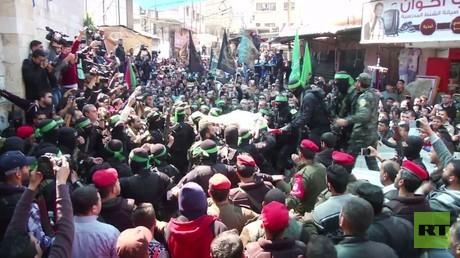 حماس تتوعد بالرد بالمثل على إسرائيل