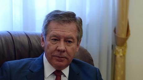غينادي غاتيلوف، نائب وزير الخارجية الروسي