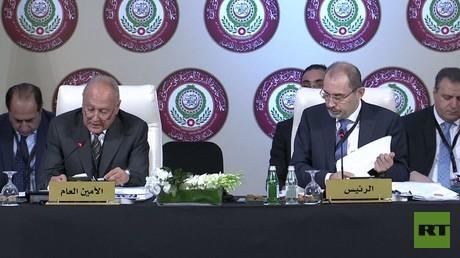 الأردن.. اجتماعات تحضيرية للقمة العربية