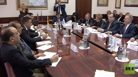 إنشاء مجلس لدعم الاقتصاد بين موسكو والدول العربية