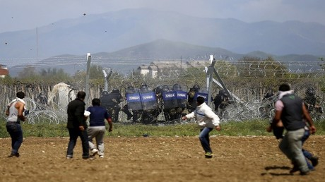 أعمال شغب في اليونان - أرشيف