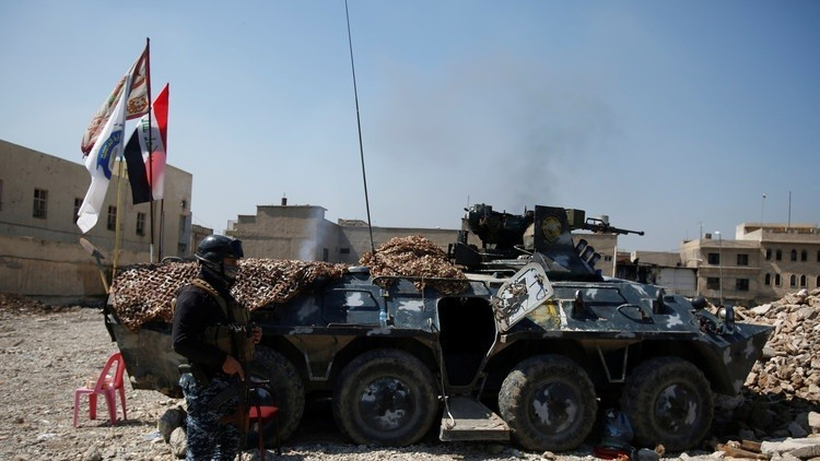 القوات العراقية ستدخل البلدة القديمة في الموصل بعد نفاد ذخيرة داعش