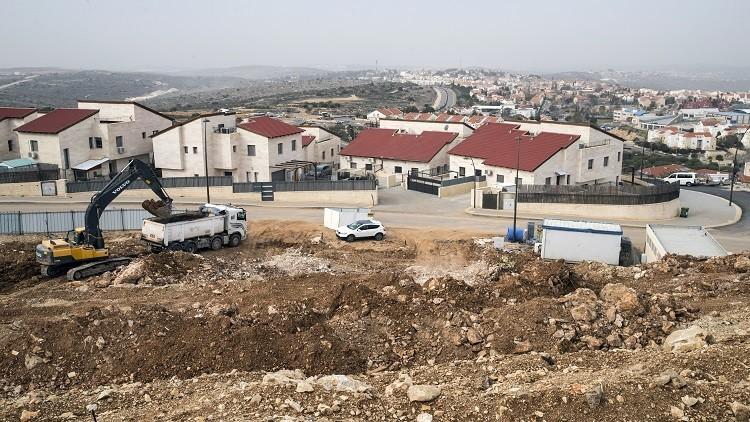 امتعاض عربي وأممي من قرار إسرائيل الاستيطاني