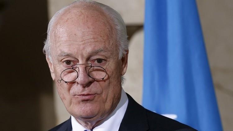 وفدا الحكومة والمعارضة السوريان لم يلتقيا سرا في جنيف